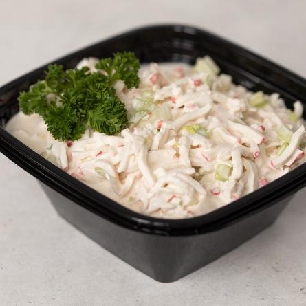 Varsselleri-krabinuudlisalat (pakendatud) 1,0kg